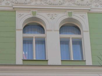 Těsnění špaletových oken